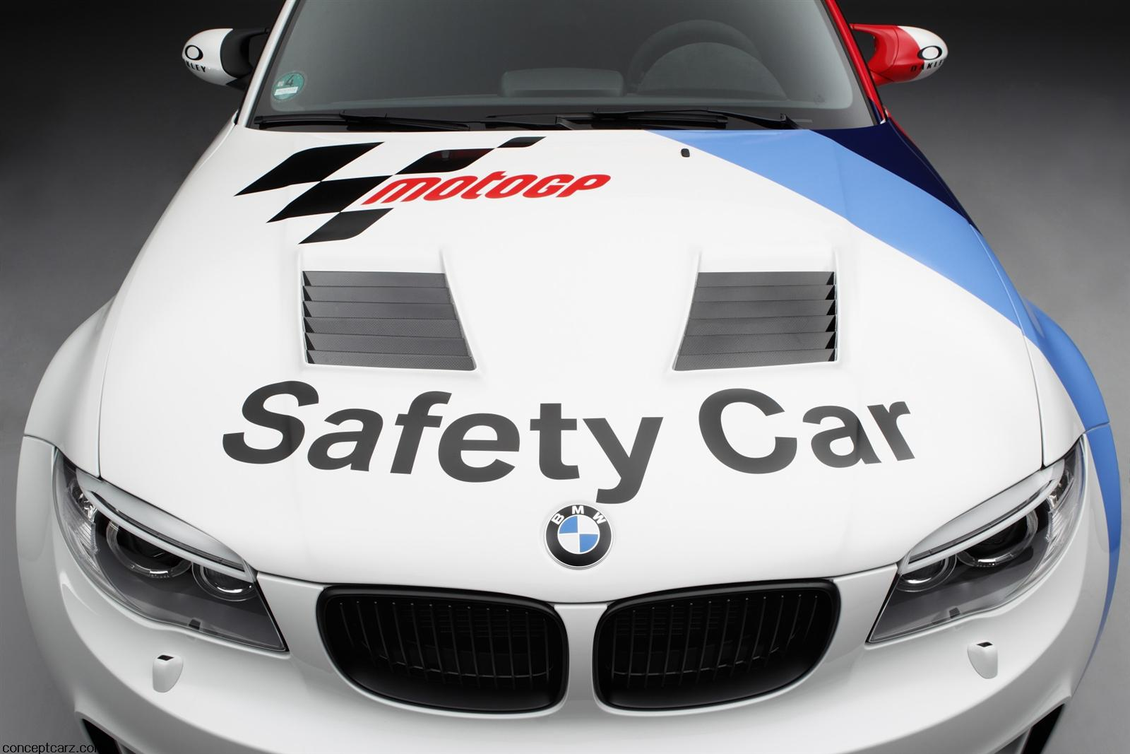 2011 BMW 1 Series M Coupé MotoGP Safety Car Image
