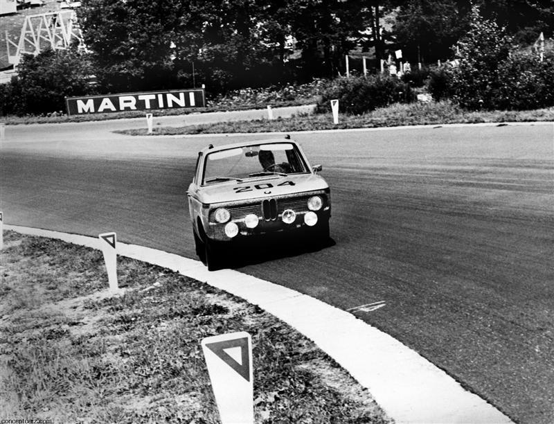 1962 BMW 1500