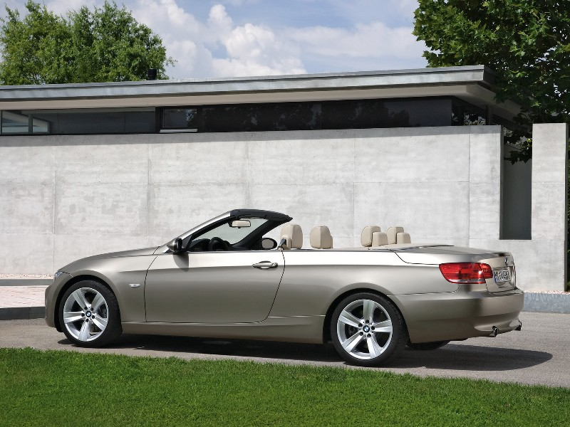 2007 BMW 3-Series Convertible Image