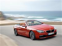 2015 BMW 6 Series image.