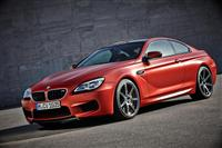 2015 BMW M6 image.