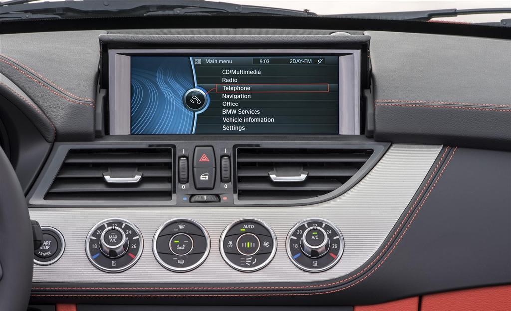 2013 Bmw Z4 Conceptcarz Com