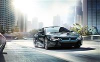 2016 BMW i8 image.