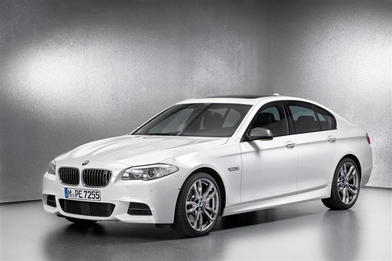 2012 BMW M550d xDrive Image