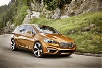 2013 BMW Active Tourer Outdoor Concept image.