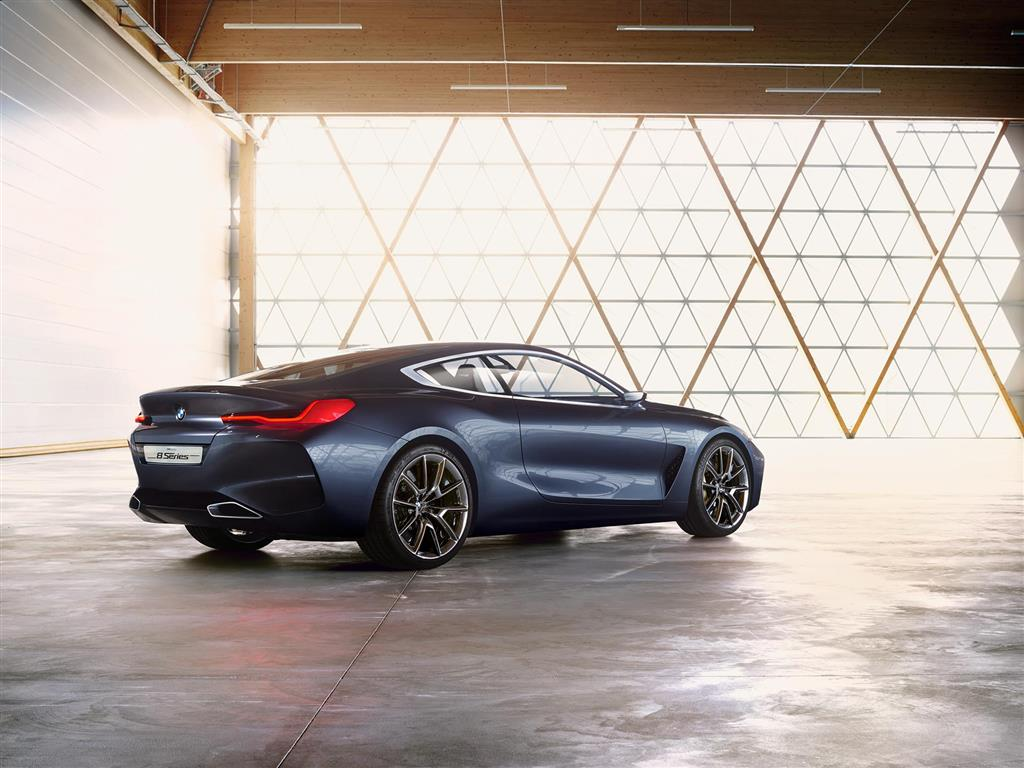 BMW Concept 8 Series pictures and wallpaper