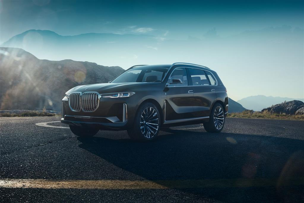 BMW Concept X7 iPerformance pictures and wallpaper