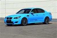 BMW M5 HURRICANE RR