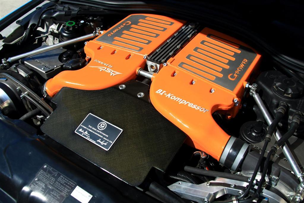 2012 GPower M5 HURRICANE RR  conceptcarzcom