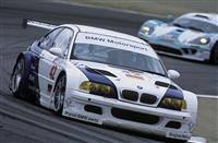 2001 BMW M3 GTR image.