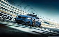 2016 BMW M3 Sedan image.
