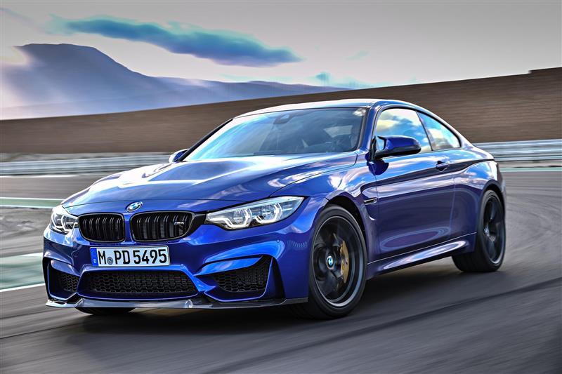 2017 BMW M4 CS Image