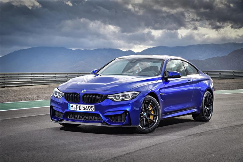 2017 BMW M4 CS Image