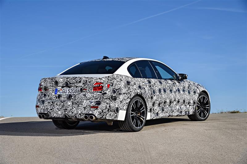 2018 BMW BMW M5 Image