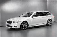 2012 BMW M550d xDrive Touring image.
