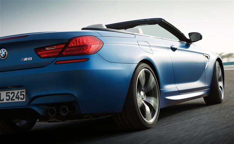 2017 BMW M6 Image