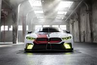 2017 BMW M8 GTE image.