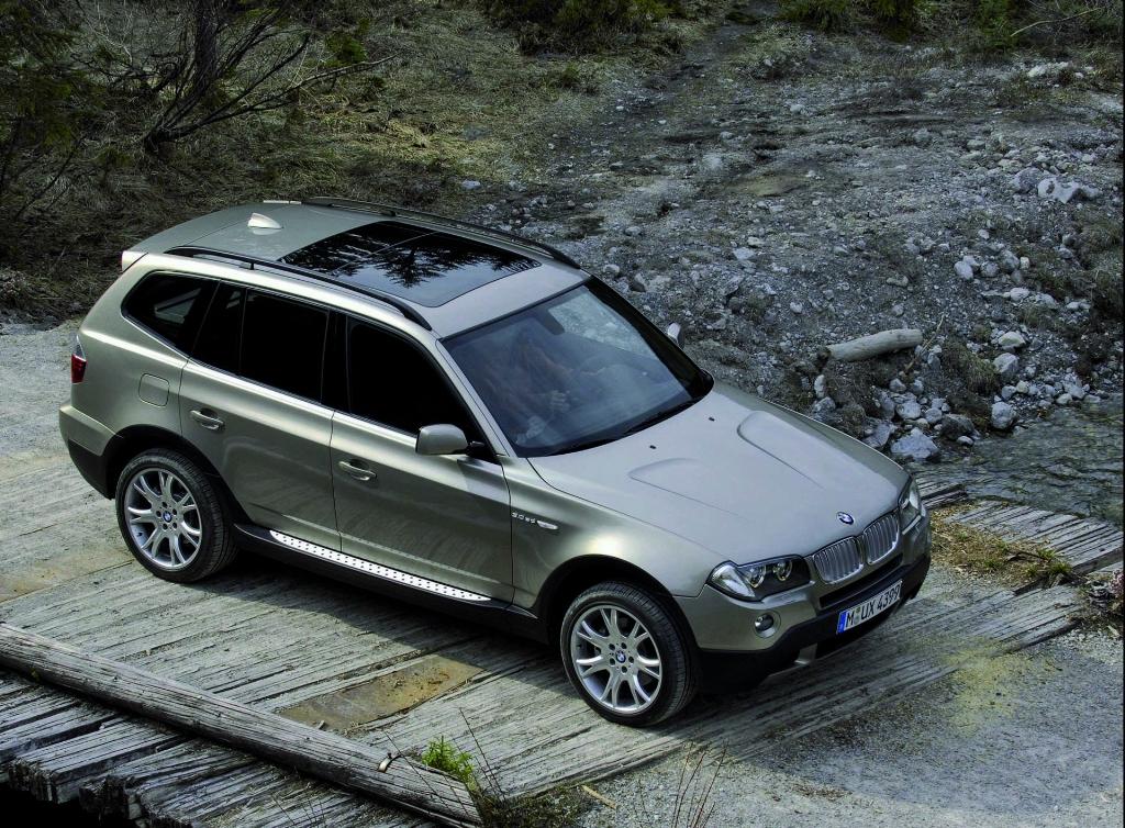 2008 BMW X3 - conceptcarz.com