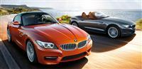 2017 BMW Z4 image.