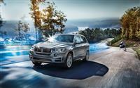 2016 BMW X5 image.