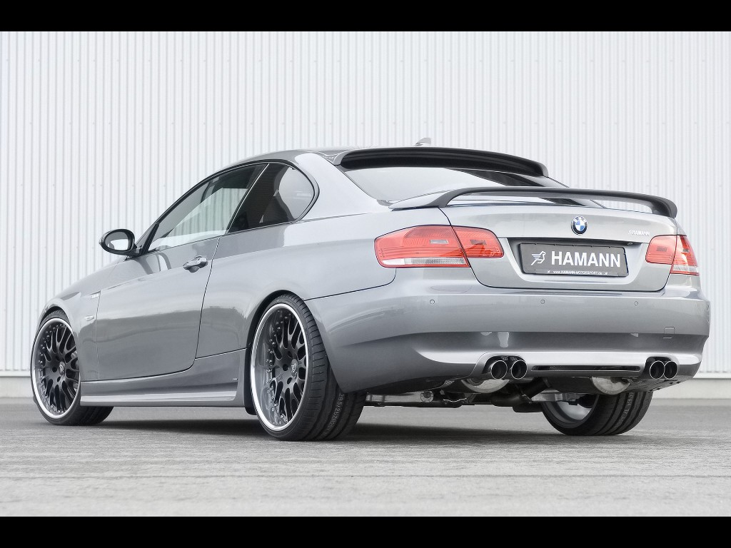 2007 hamann 3 series coupe pictures history value. Black Bedroom Furniture Sets. Home Design Ideas