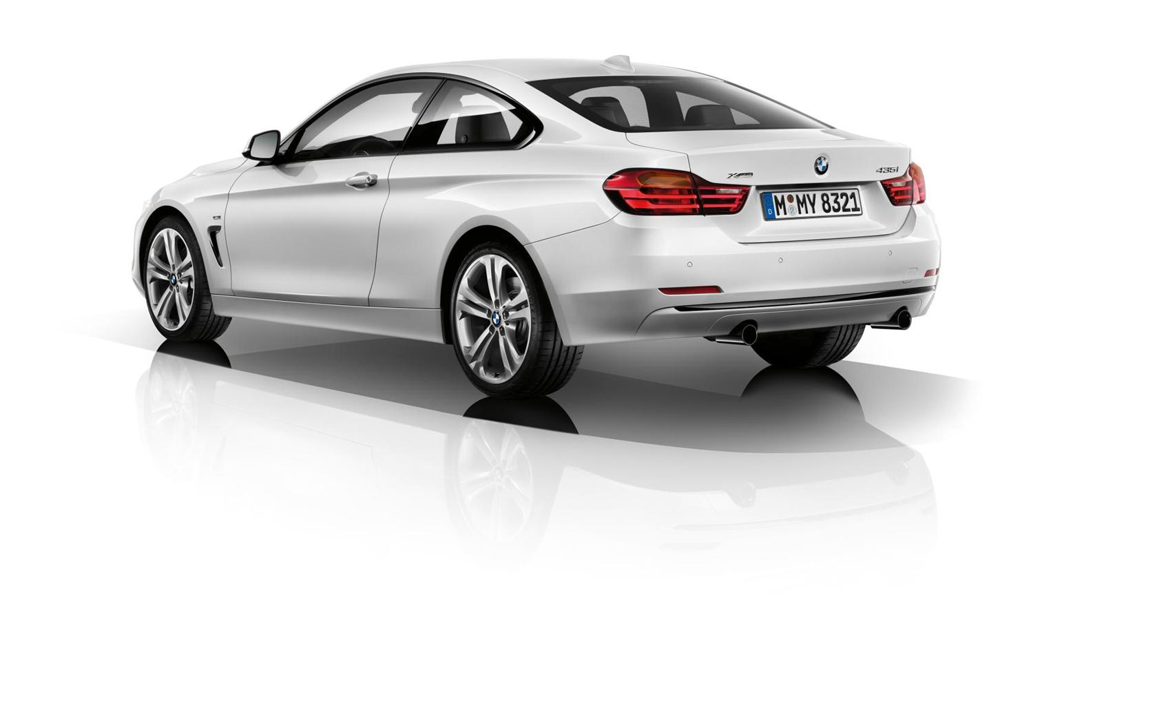 Bmw 7 series rear angle  № 3044803  скачать