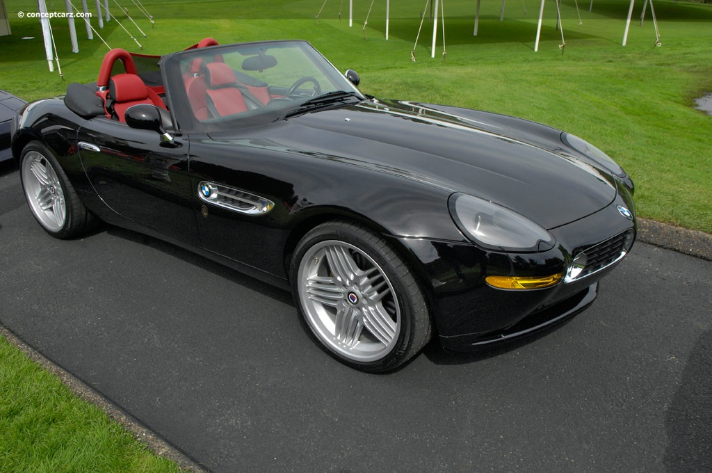 2001 Bmw Z8 Technical Specifications And Data Engine