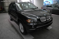 2005 BMW X5 image.