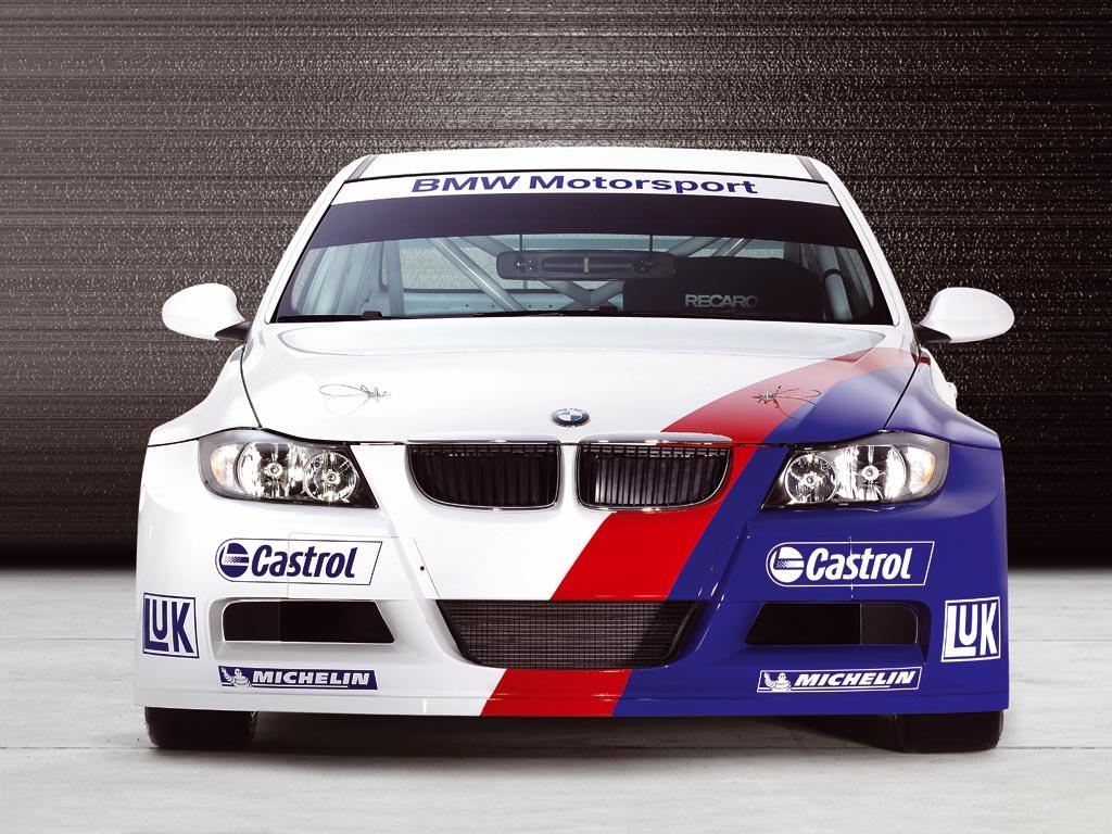 2006 BMW 320si WTCC Image