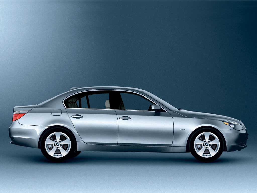 2007 BMW 525xi Pictures History Value Research News