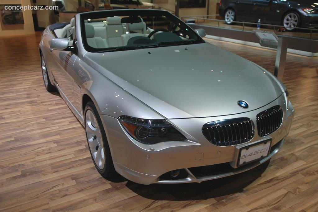 Auction Results And Data For 2005 Bmw 645ci Conceptcarz Com