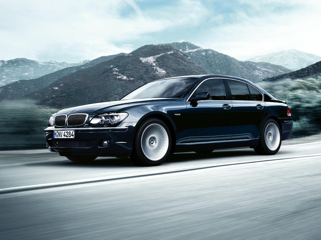 The bmw hydrogen 7 is not a concept car but a production model vehicle that has successfully met all of the requirements necessary for all regular bmws