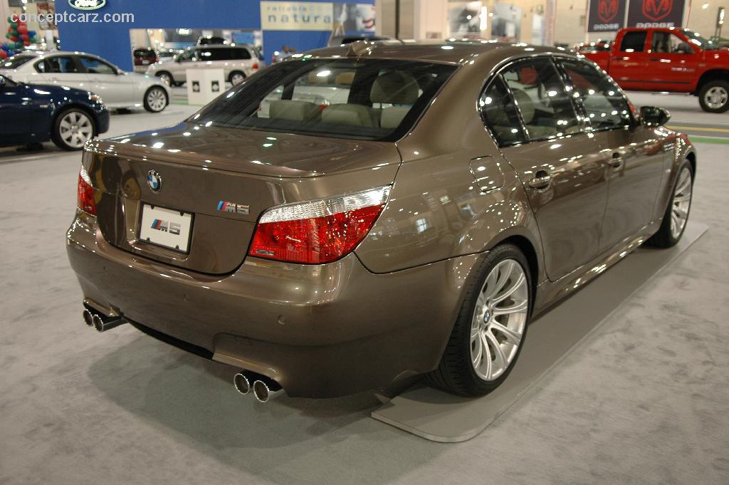 Auction Results And Data For 2006 Bmw M5 Barrett Jackson