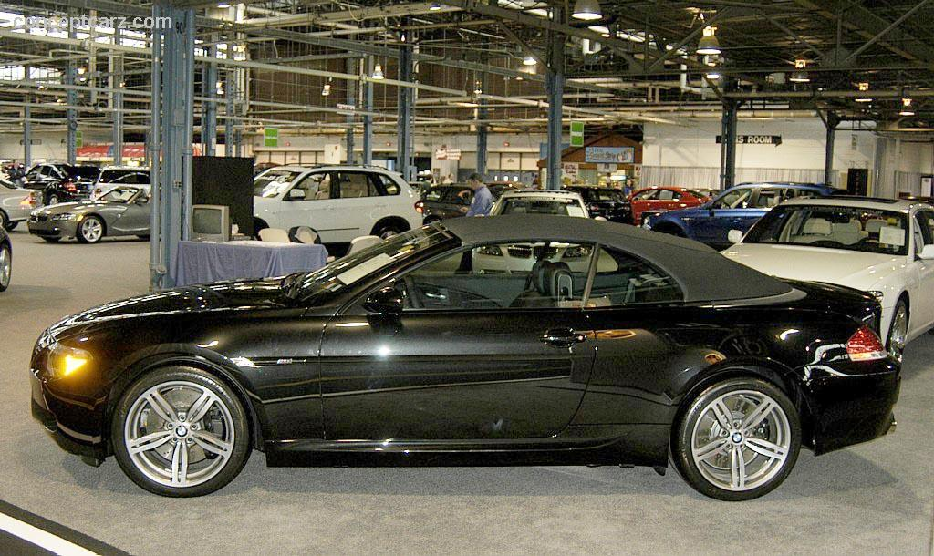 Auction results and data for 2007 BMW M6 Convertible  conceptcarzcom