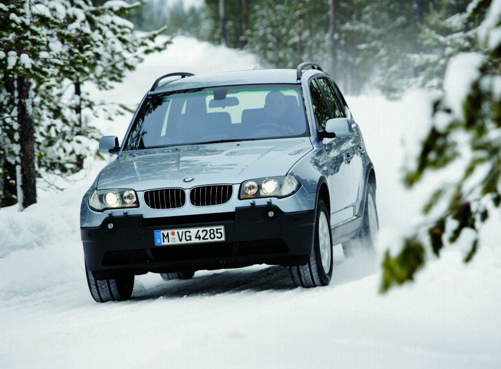 2007 BMW X3 Pictures History Value Research News  conceptcarzcom