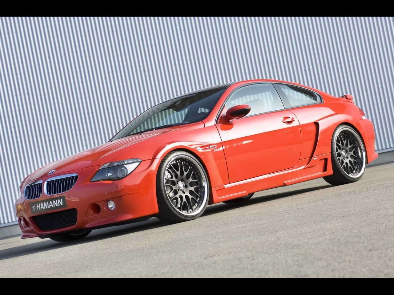 2007 Hamann M6 Widebody Image