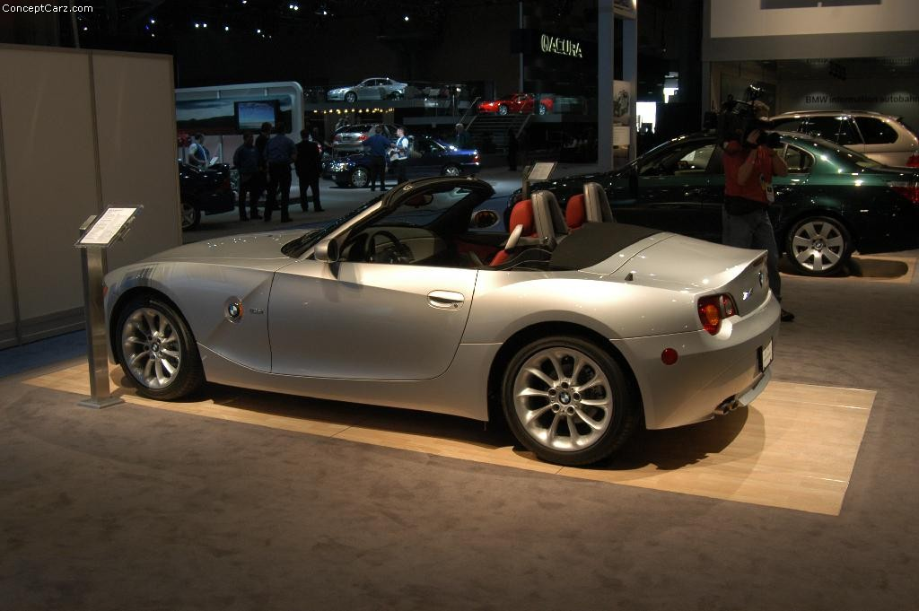 auction results and data for 2004 bmw z4. Black Bedroom Furniture Sets. Home Design Ideas