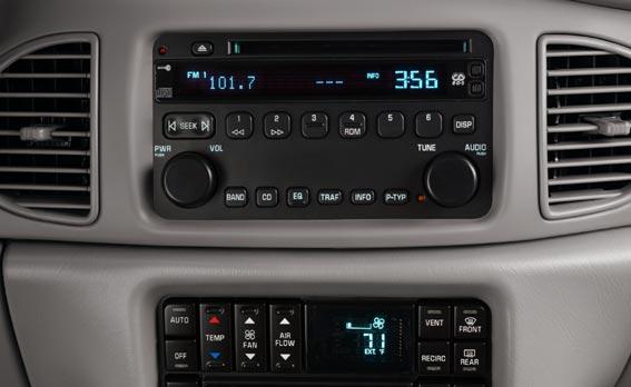 2005 Buick Century Image