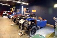 1930 BSA Trike image.