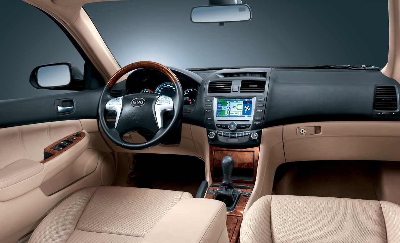 2009 BYD Auto F6 Image