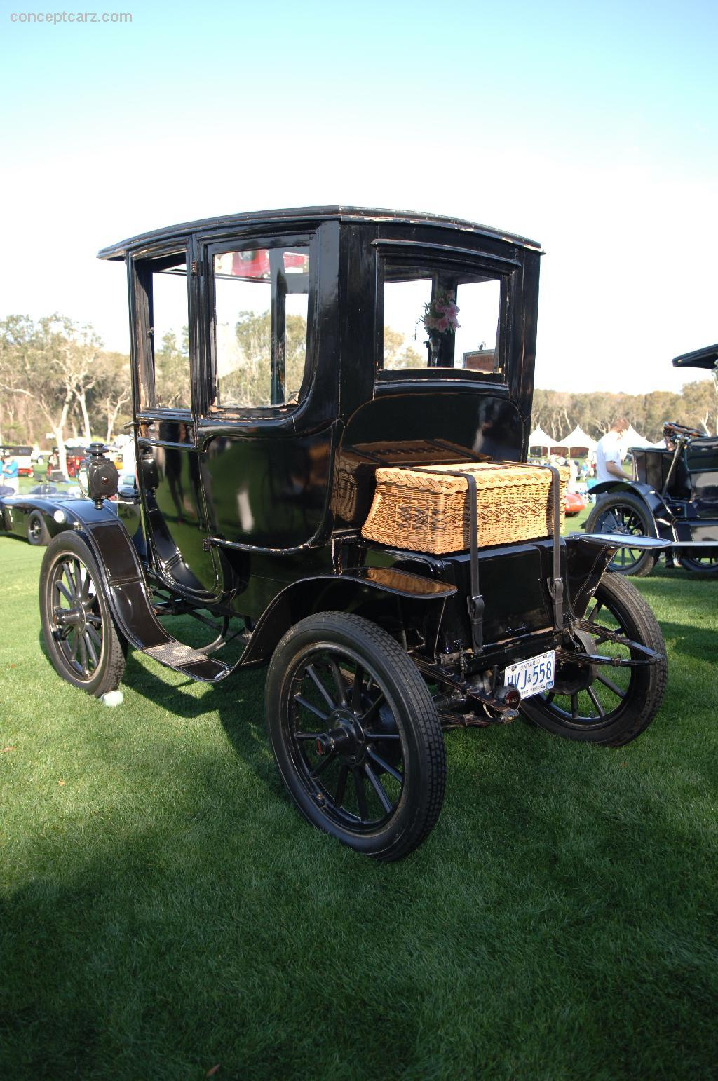 1911 baker electric at the amelia island concours d 39 elegance for Baker motors used cars