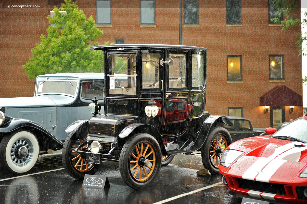 1912 baker electric special extension for Baker motors used cars
