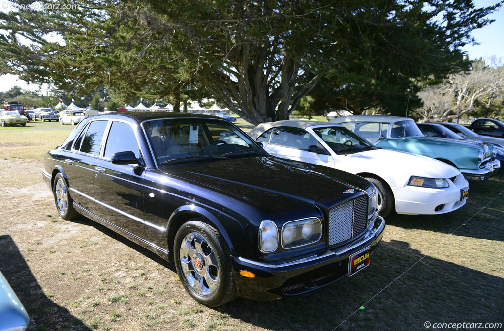 2001 bentley arnage. Black Bedroom Furniture Sets. Home Design Ideas
