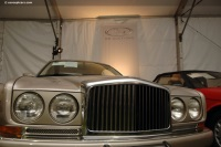 2001 Bentley Azure image.