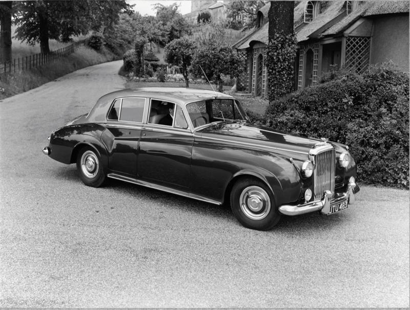 1955 Bentley S1 Series pictures and wallpaper