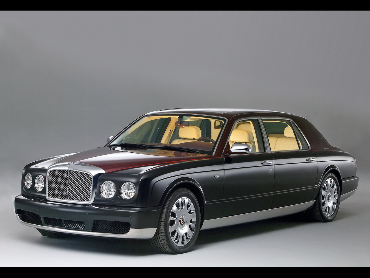 bentley arnage limousine by bentley mulliner