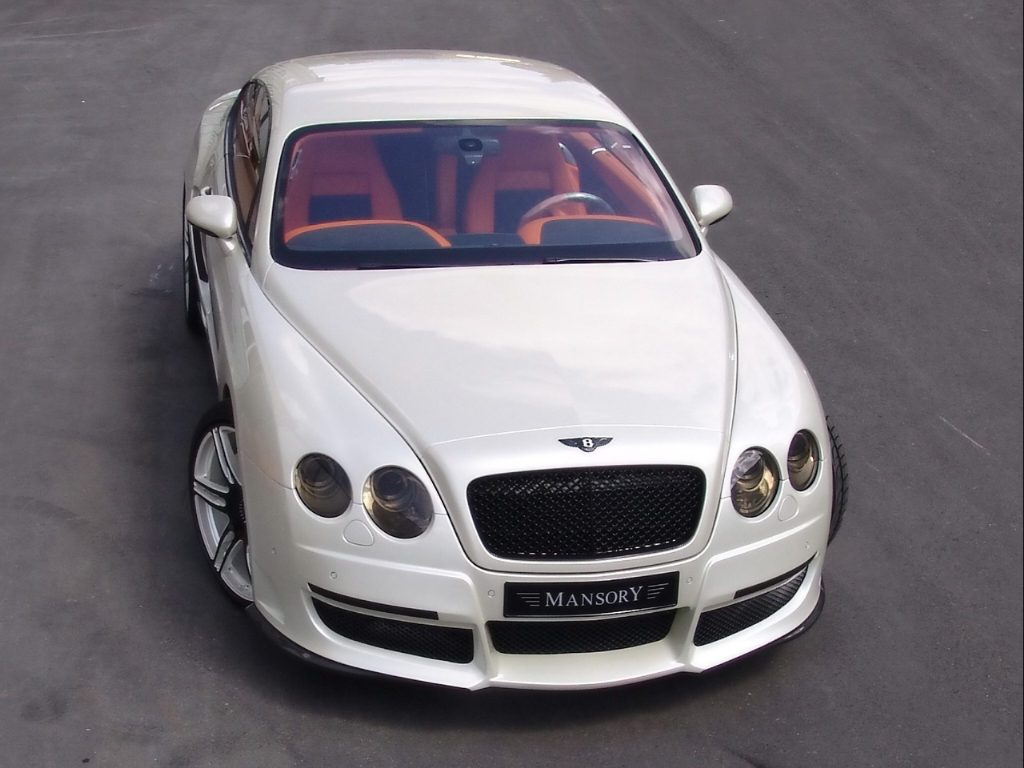 2008 mansory continental gt conceptcarz more vanachro Gallery