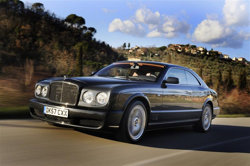 2010 Bentley Brooklands Image