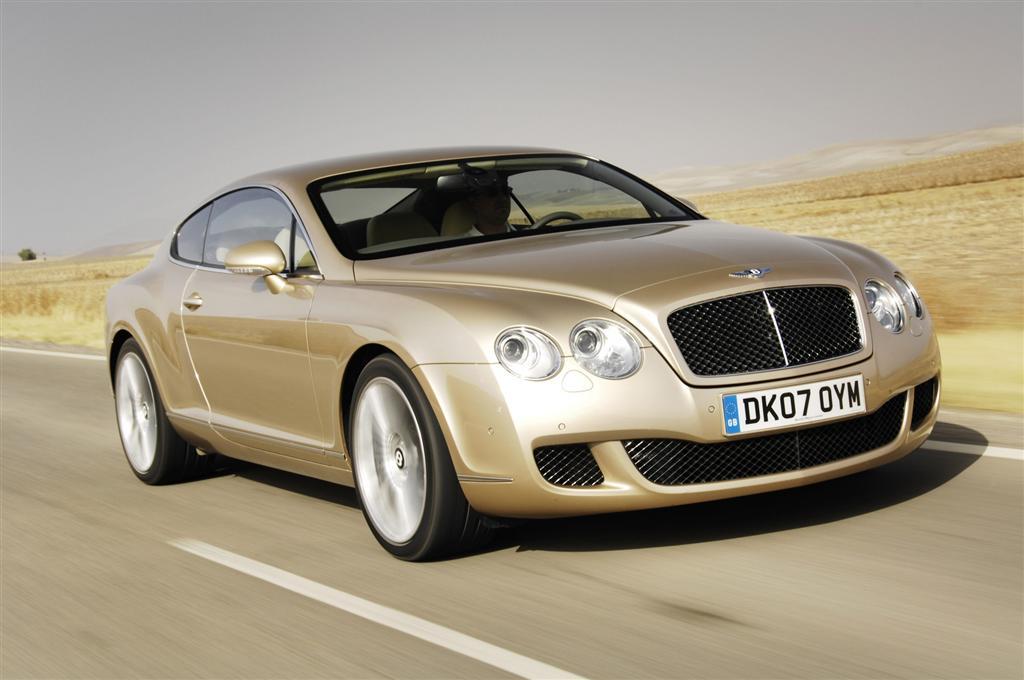 2010 Bentley Continental Gt Speed Conceptcarz Com