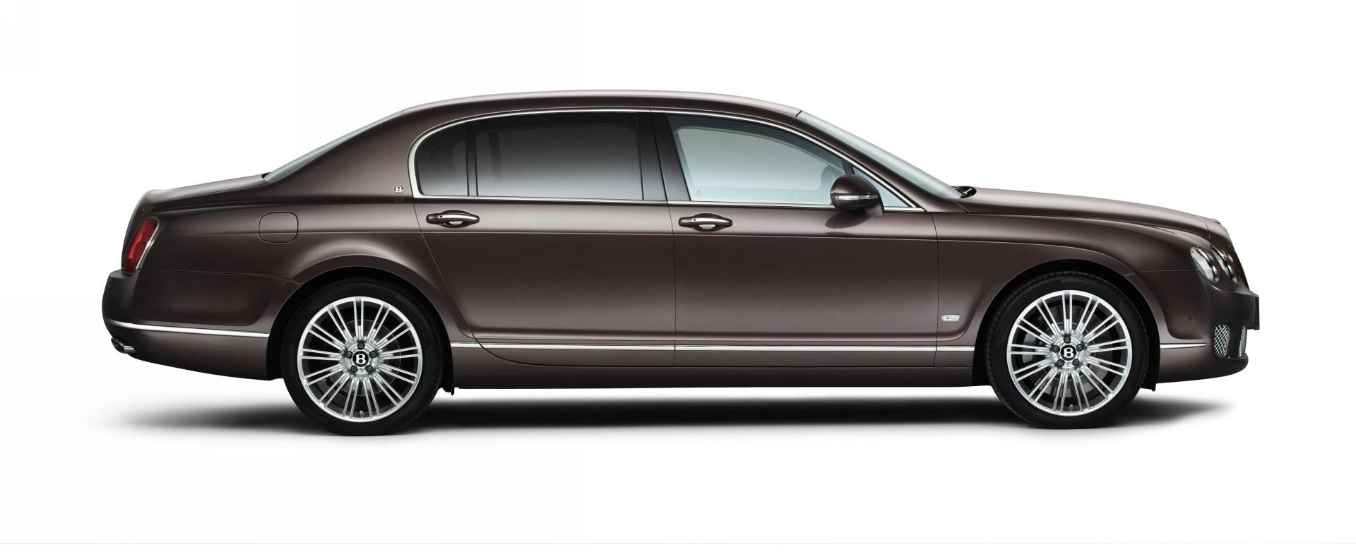2010 bentley continental flying spur speed china conceptcarz vanachro Choice Image